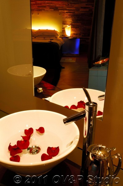 photography of hotel interior