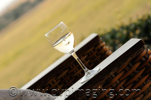 Sundowner on Safari