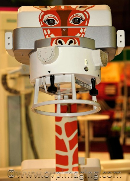 Siemens Giraffe Mobile X-Ray Imaging