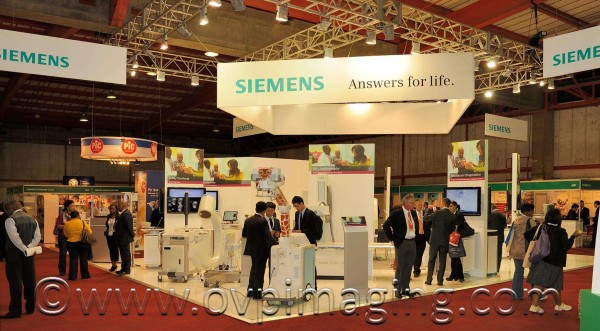 Siemens Exhibition Stand