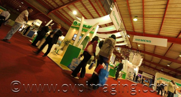 Africa Health Exhibition Hall