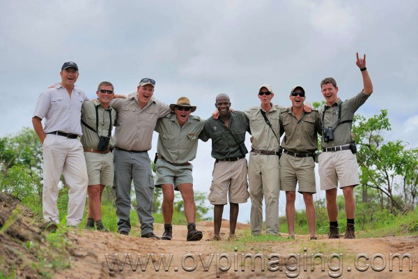 Safari Guide of the Year 2013 Finalists